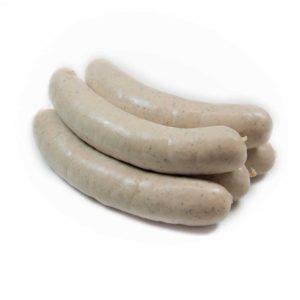 Bratwurst weiß
